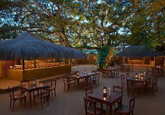 Enchanting Travels Sri Lanka Tours Nuga Gama Restaurant