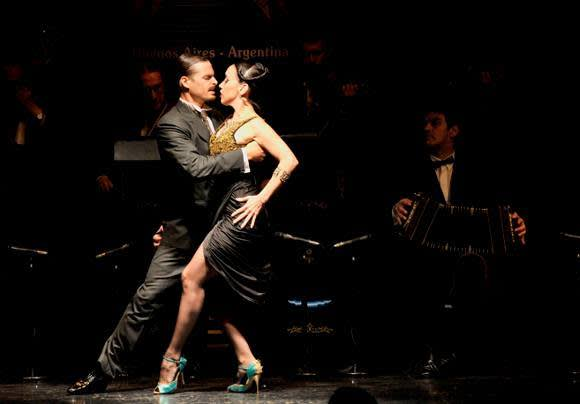Tango Show in Buenos Aires