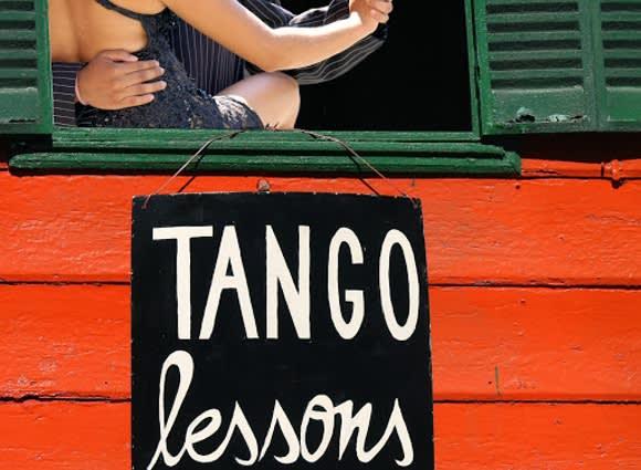 Tango Unterricht in Buenos Aires