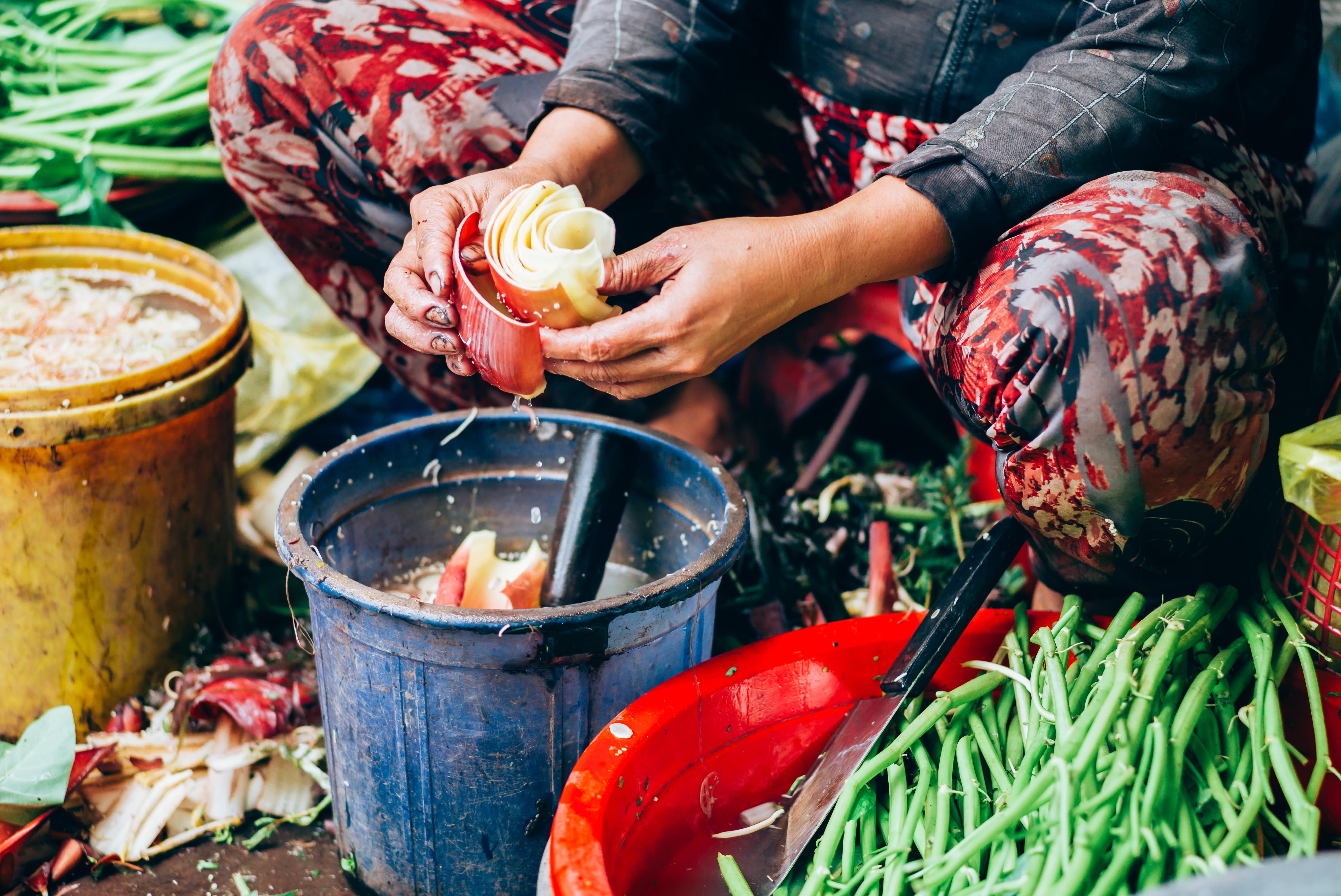 Street Food bietet Ihnen einen tiefen Einblick in die Esskultur des Landes
