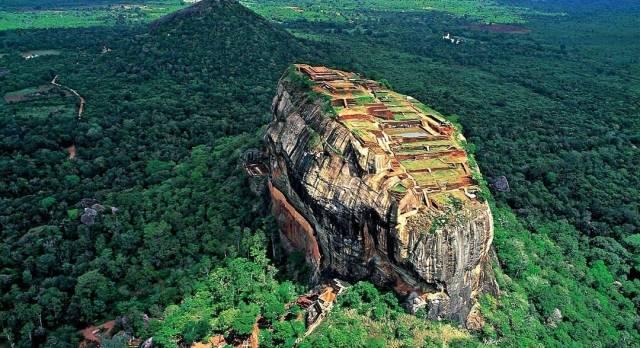 Ballonfahrt in Sri Lanka
