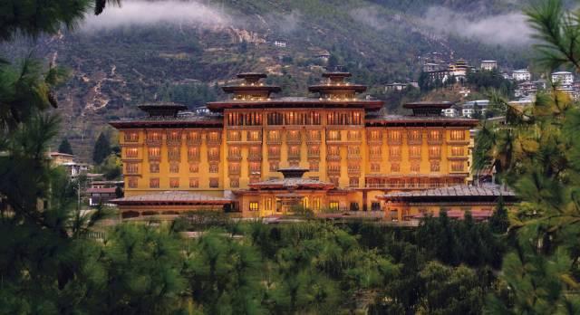 Taj Tajshi Hotel, Bhutan
