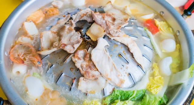 Köstliche Thai Suppe