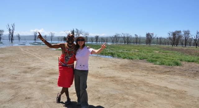 Yanina Carrizo, Enchanting Travels Gast, Afrika