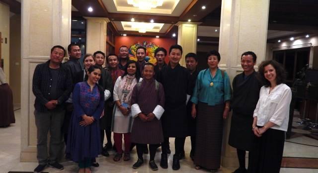 Enchanting Travels Reiseleiter und Chauffeur Awards in Bhutan