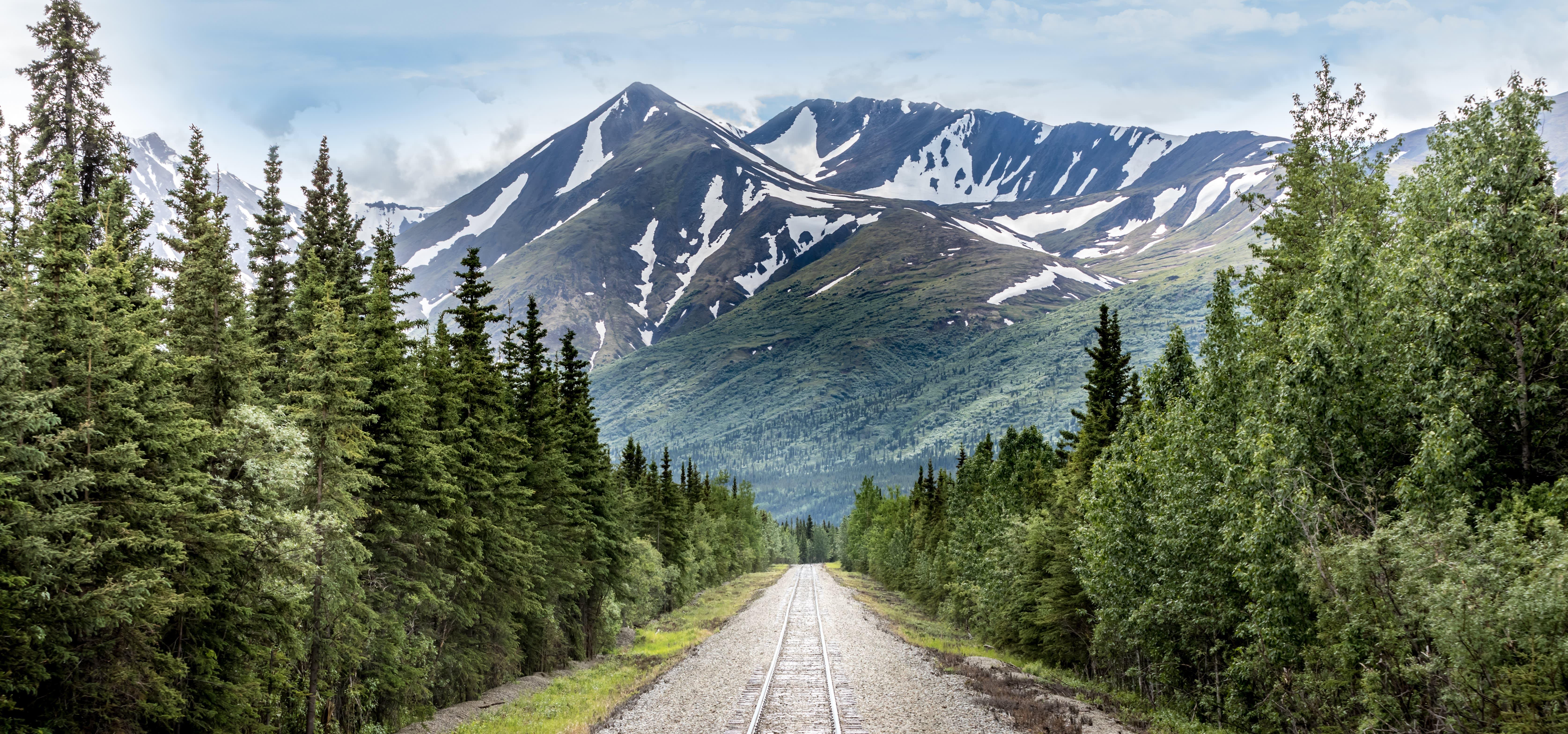 Landscape Alaska - USA