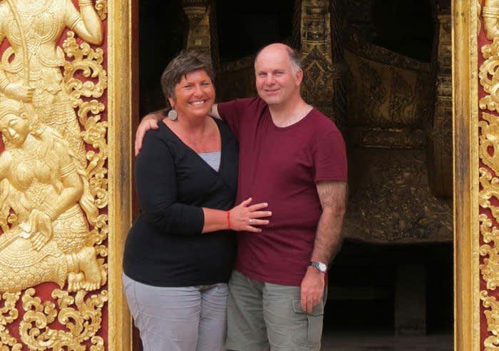 Unsere glücklichen Gäste auf ihrer Kambodscha Reise