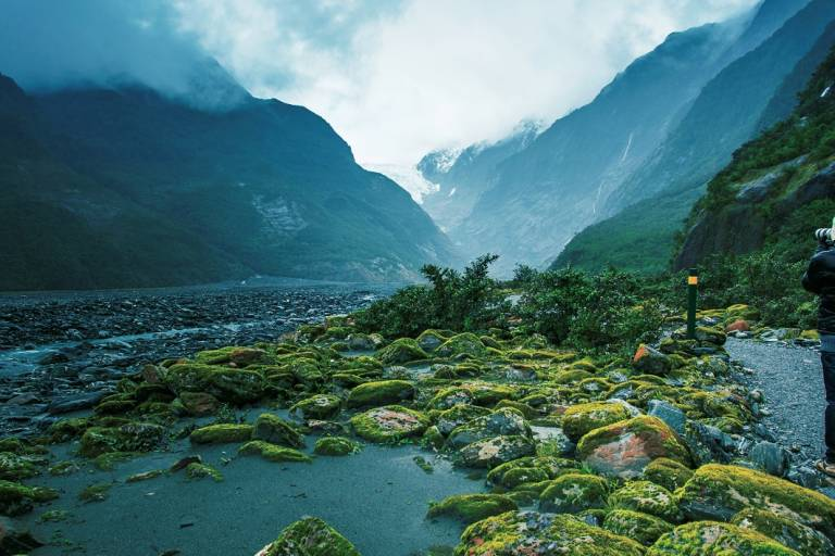 Enchanting Travels New Zwaland's landscapes - Franz Josef glacier