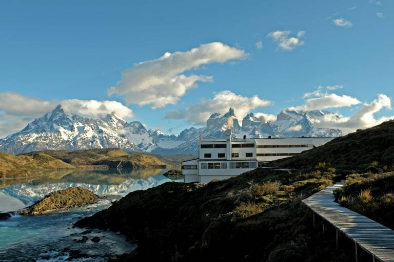 One of the main travel trends of 2021 is to explore remote, outdoor destinations such as this in Patagonia, Chile.