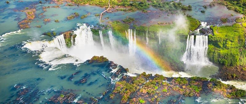 Iguazu Falls in South America - Travel Trends 2021