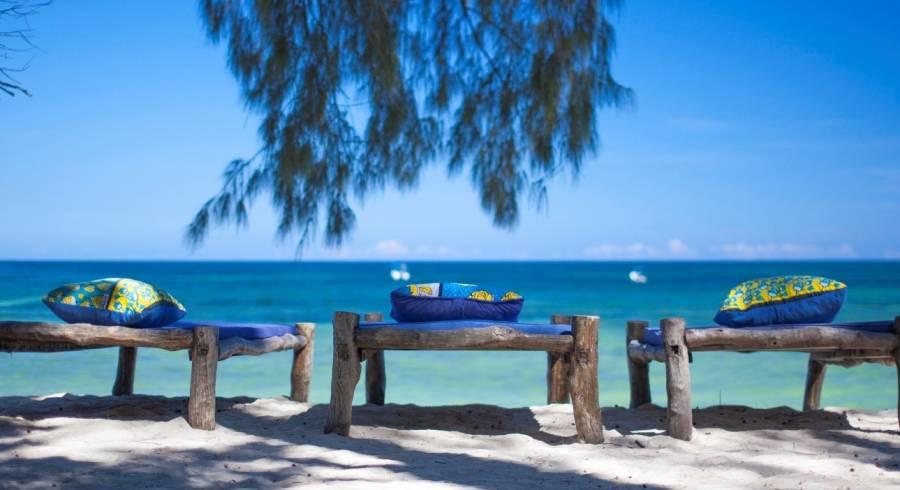 Top beach destination for culture: Kenya