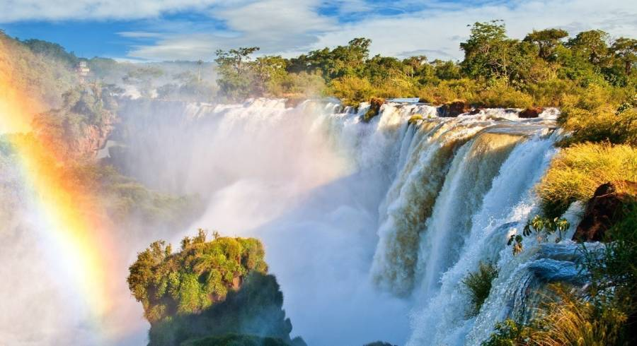 Highlight auf Argentinien Rundreise: Iguazu Fälle