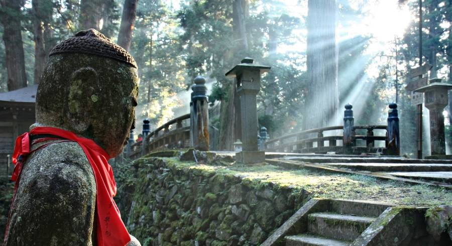 Enchanting Travels Asia Japan Vacations - Koyasan - Mt. Koya 2