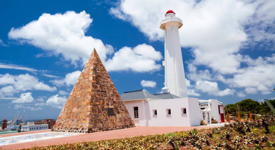 Campanile mit Leuchtturm