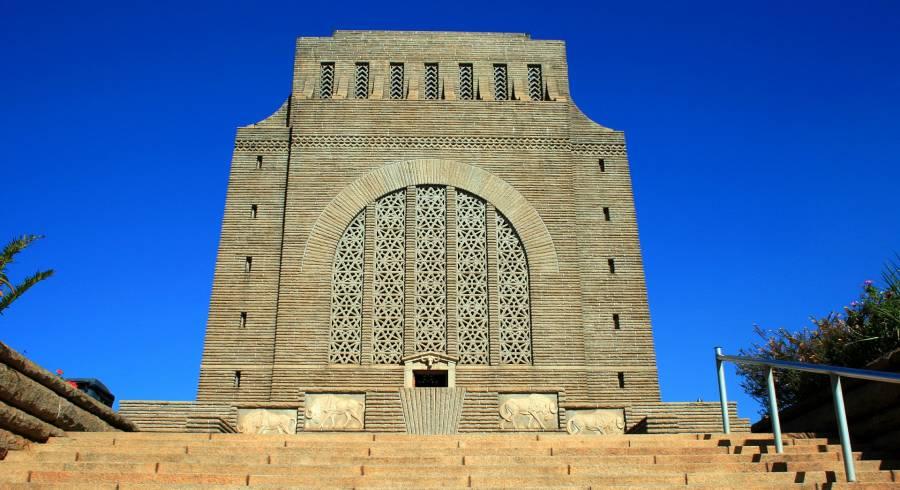 Das Voortrekker Denkmal ist eines der Wahrzeichen Pretorias