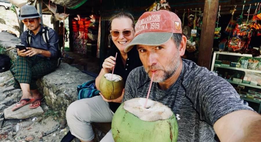 Individualreisen: Familie Steinheisser in Myanmar
