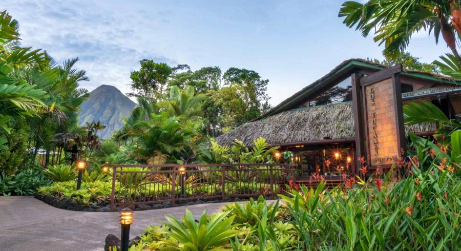 Enchanting Travels - Costa Rica Tours - Arenal Hotels - Tabacon Grand Spa Thermal Resort - 4