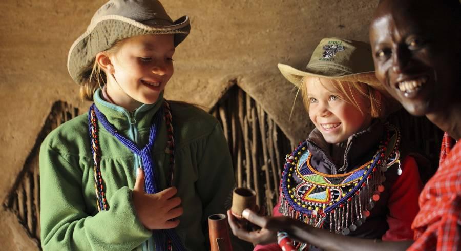 Enchanting Travels - Kenya Tours - Masai Mara Hotels - Kichwa Tembo Tented Camp community