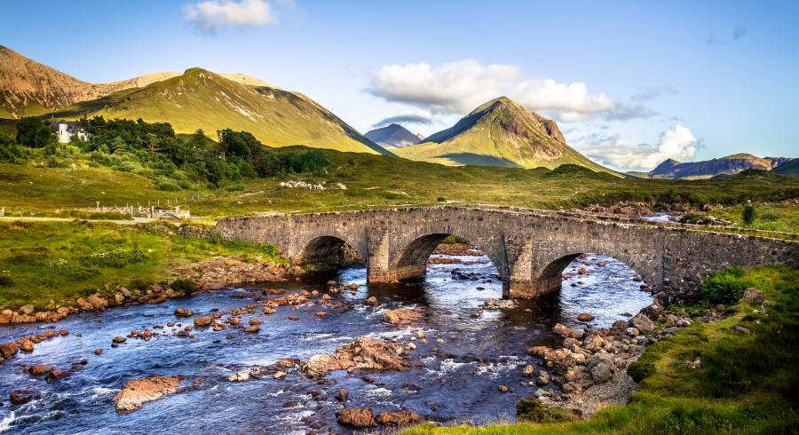 Isle of Skye tours - top 10 relaxing holiday destinations in europe