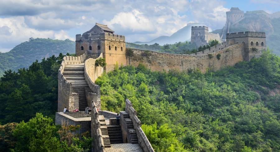 Enchanting Travels China Tours The Great Wall of China (1)
