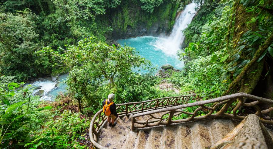 Costa Rica Trip - Waterfalls