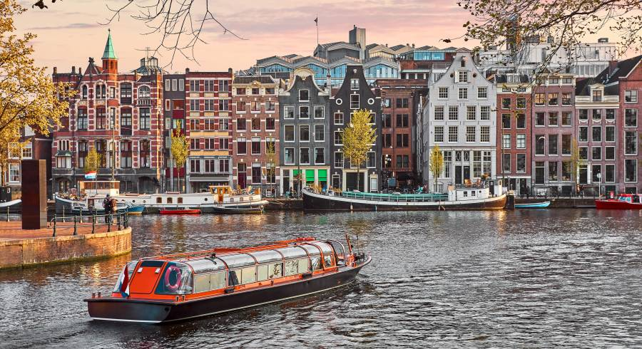 Amsterdam city - Europe travel Guide