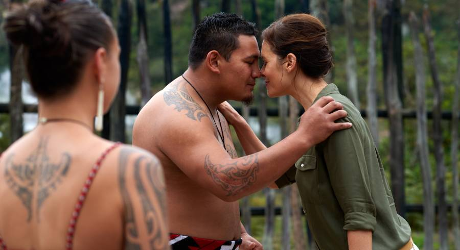 Enchanting Travels - Welcome Rituals - Maori ceremony in New Zealand