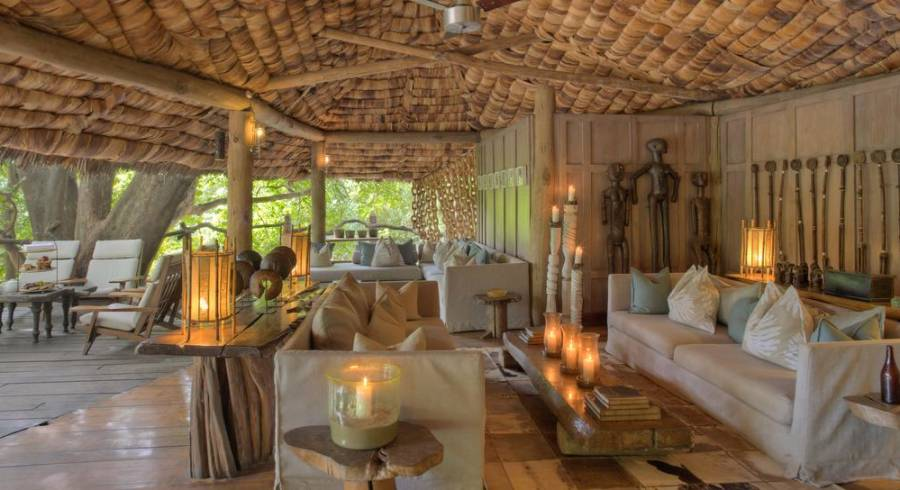 Lake Manyara Tree Lodge, Tanzania - best luxury vacation spots in the world