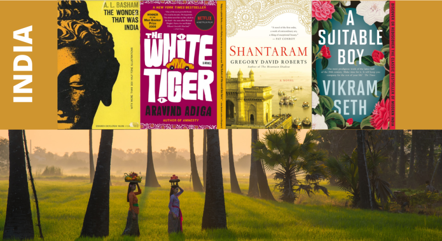 Great books about India