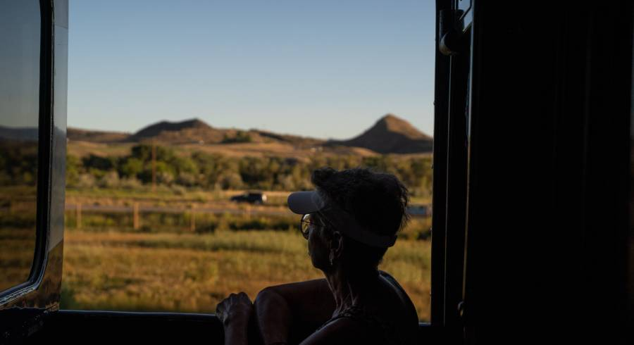 A New Way to Experience the Landscapes of the West – Train Travel