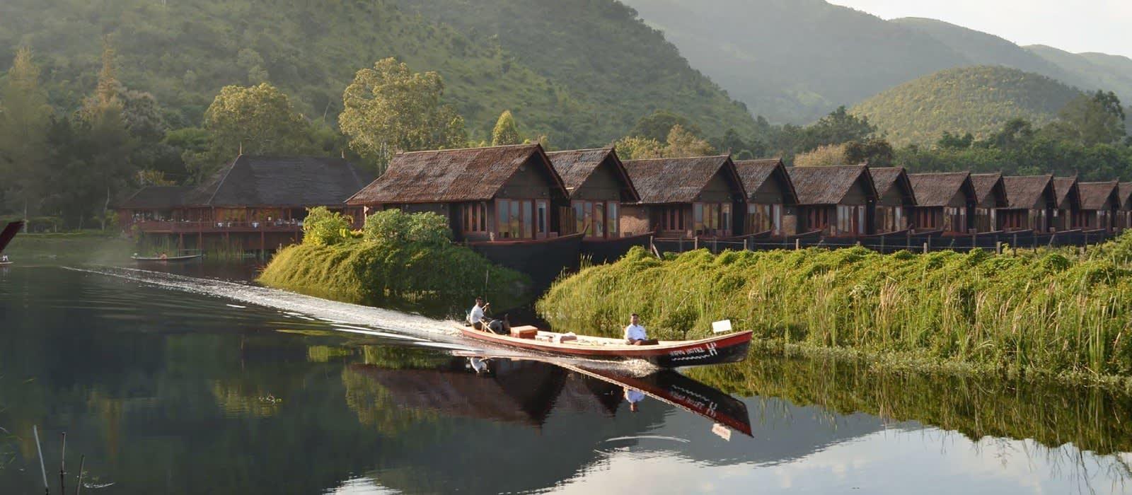 Myanmar für Einsteiger Urlaub 1