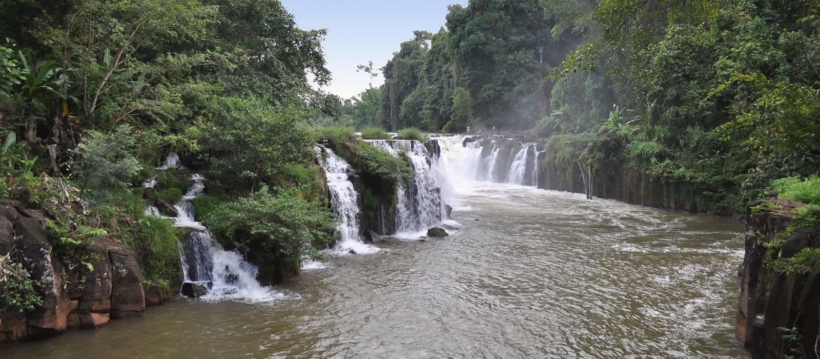 Laos – Mönche und Mekong Urlaub 1