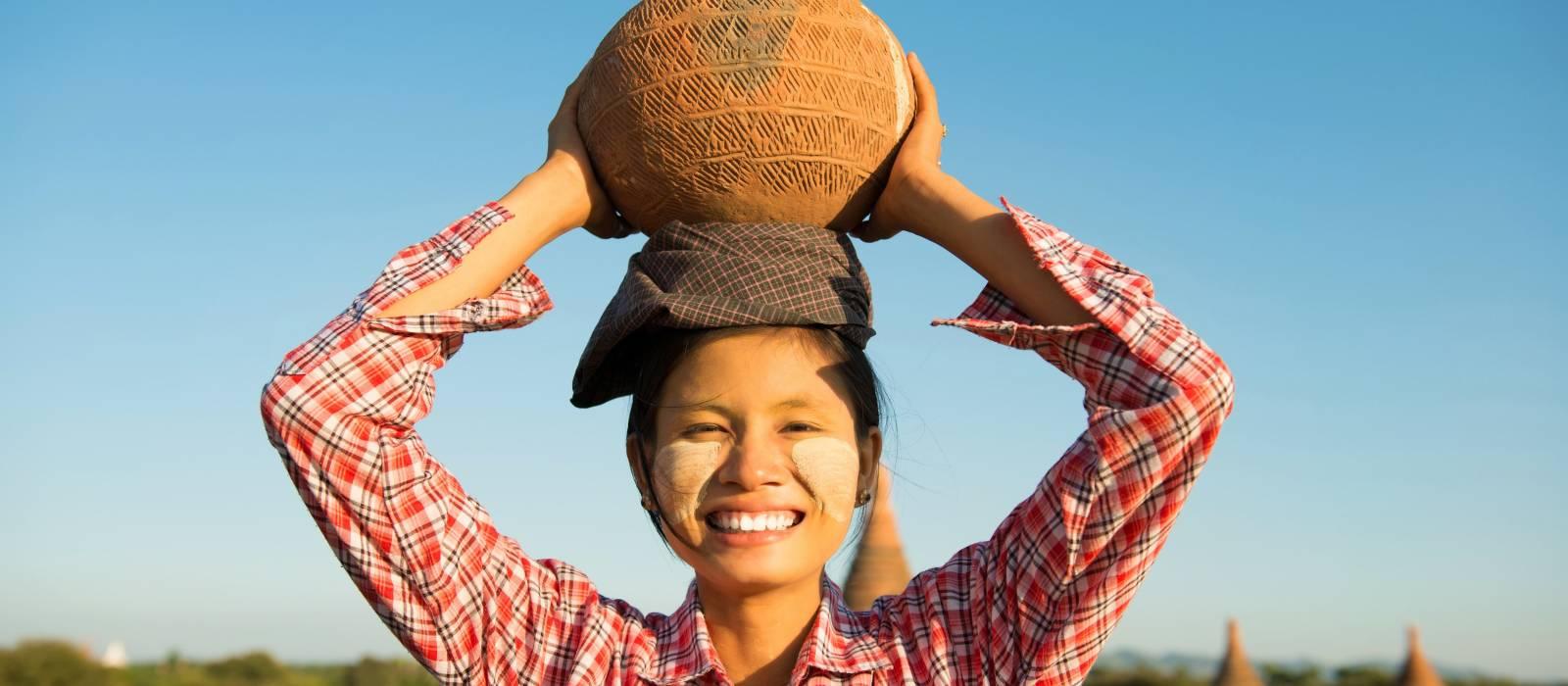 Myanmar abseits ausgetretener Pfade Urlaub 1