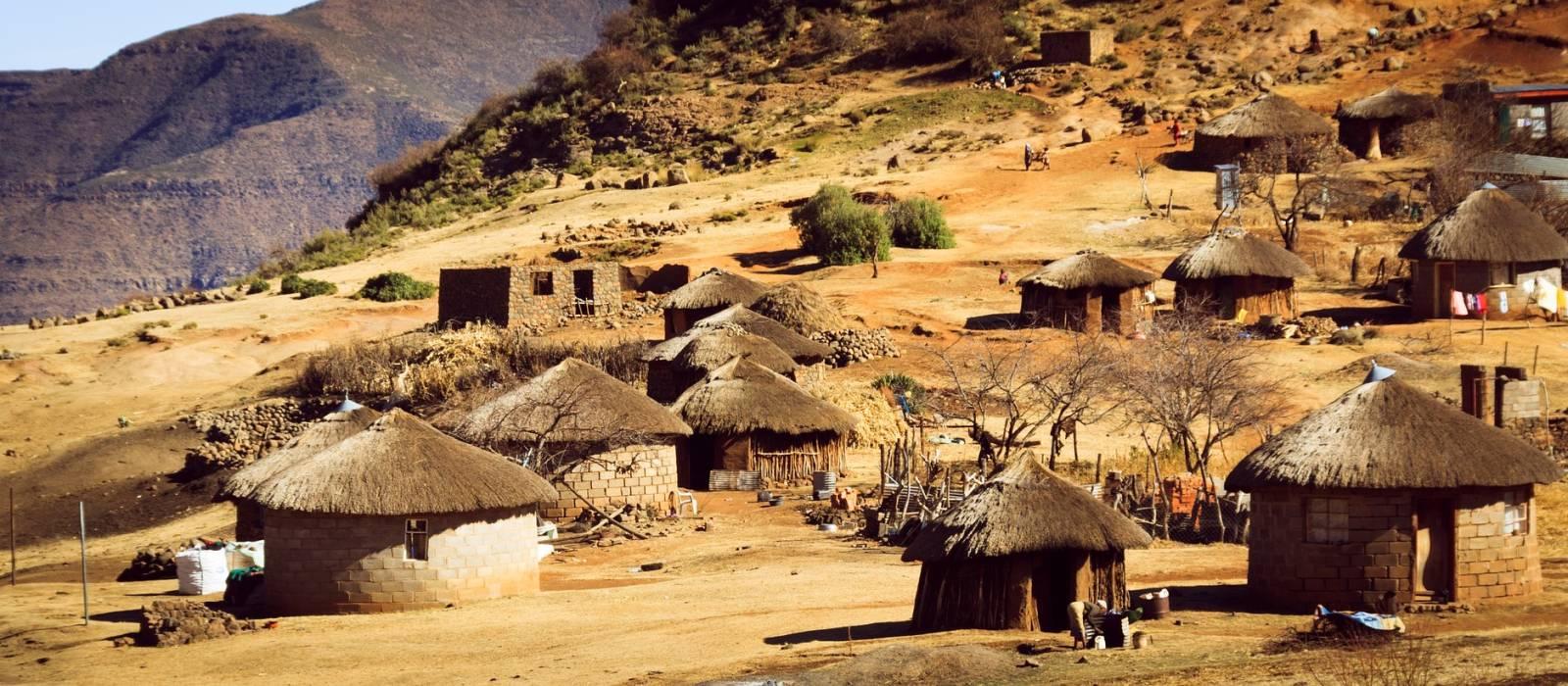 Road Trip: Lesotho's Mountain Kingdom and the Wild Coast Tour Trip 1