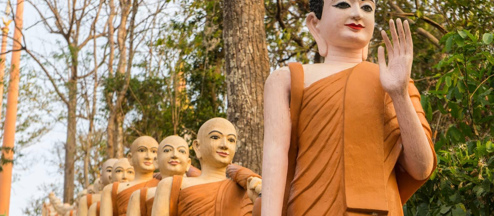 Das kulturelle Erbe Kambodschas Urlaub 1