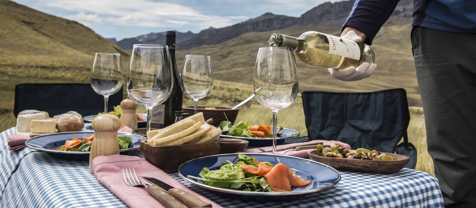 Chile: Lakes and Wine Tour Trip 1