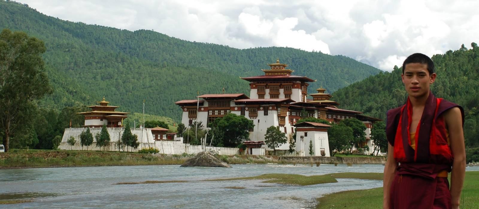 Himalaya und Inselparadies – Bhutan und Thailand Luxusreise Urlaub 1
