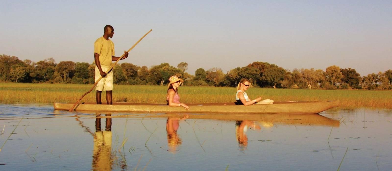 Botswana und Simbabwe hautnah – Viktoriafälle, Chobe und Okavango Delta Urlaub 1