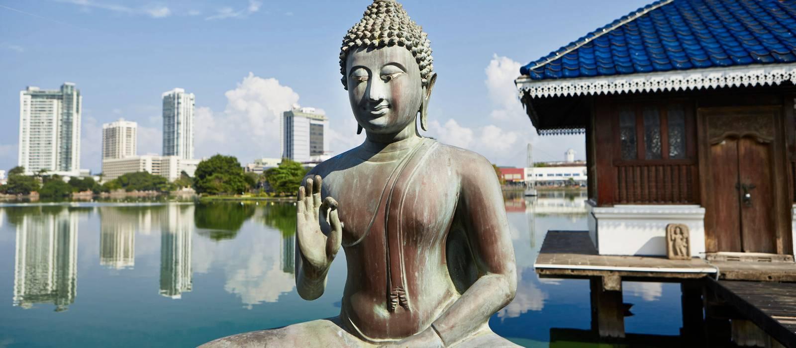 Signature of Sri Lanka Tour Trip 1