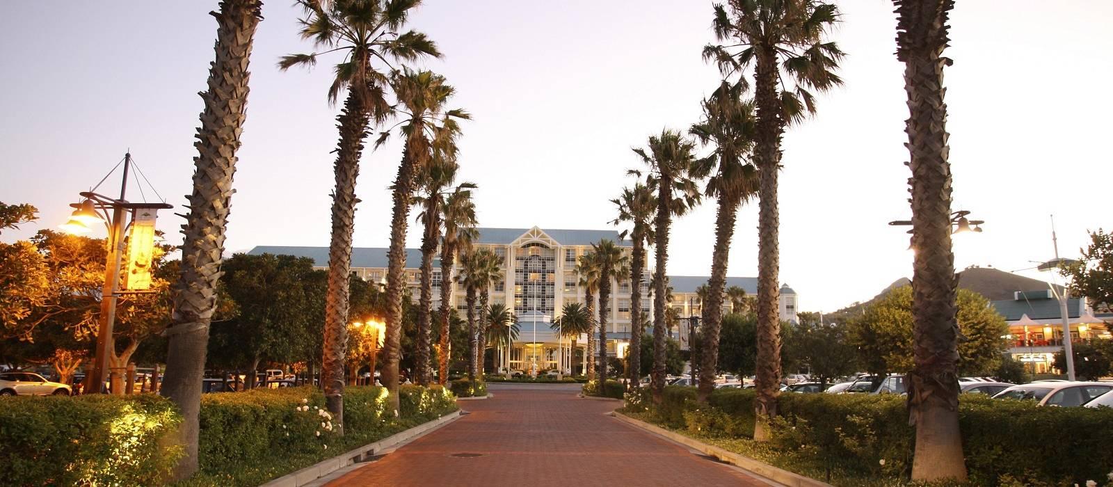 Hotel The Table Bay  Südafrika