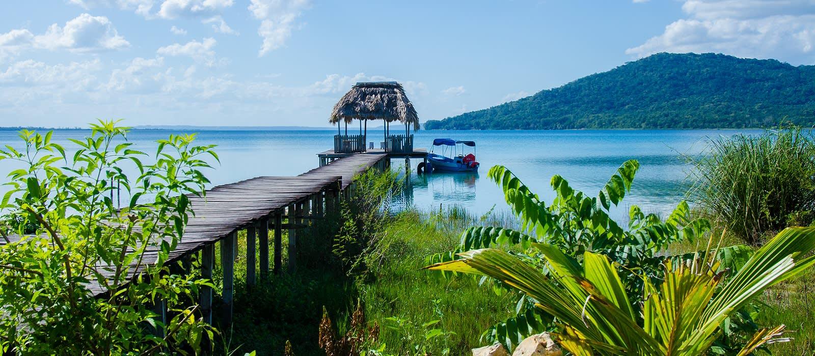 Guatemala, ganz klassisch Urlaub 1