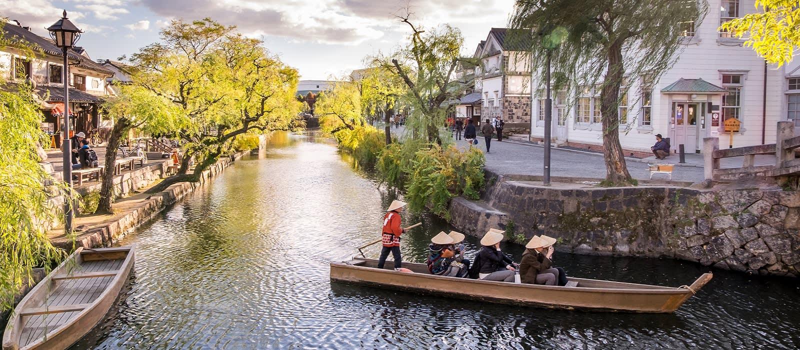 Von Nord nach Süd – die Vielfalt Japans Urlaub 1