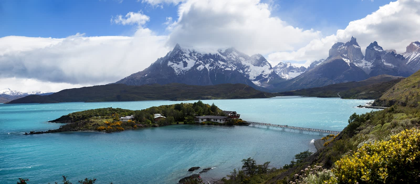 Wings Over Chile and Antarctica Tour Trip 1
