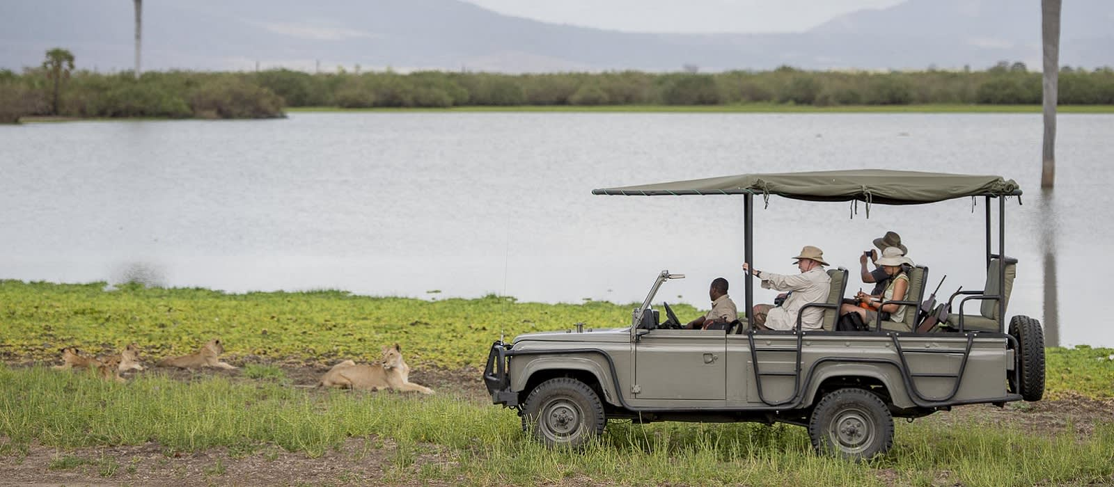 Tansania – der wilde Süden Urlaub 1