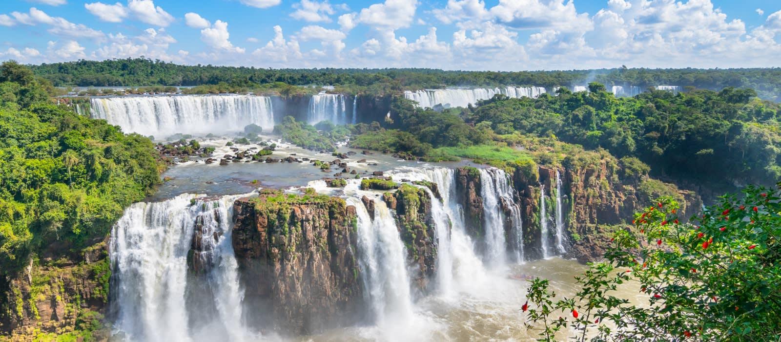 Brasilien – Wasserfälle, Goldrausch und Strände Urlaub 1