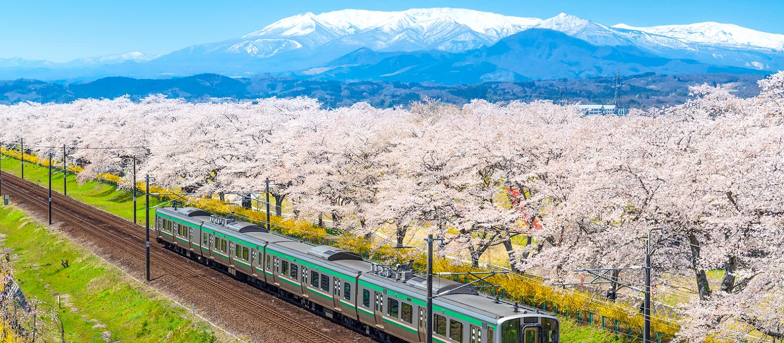 Japan Bahnreise – Alle Highlights mit dem JR Rail Pass Urlaub 1