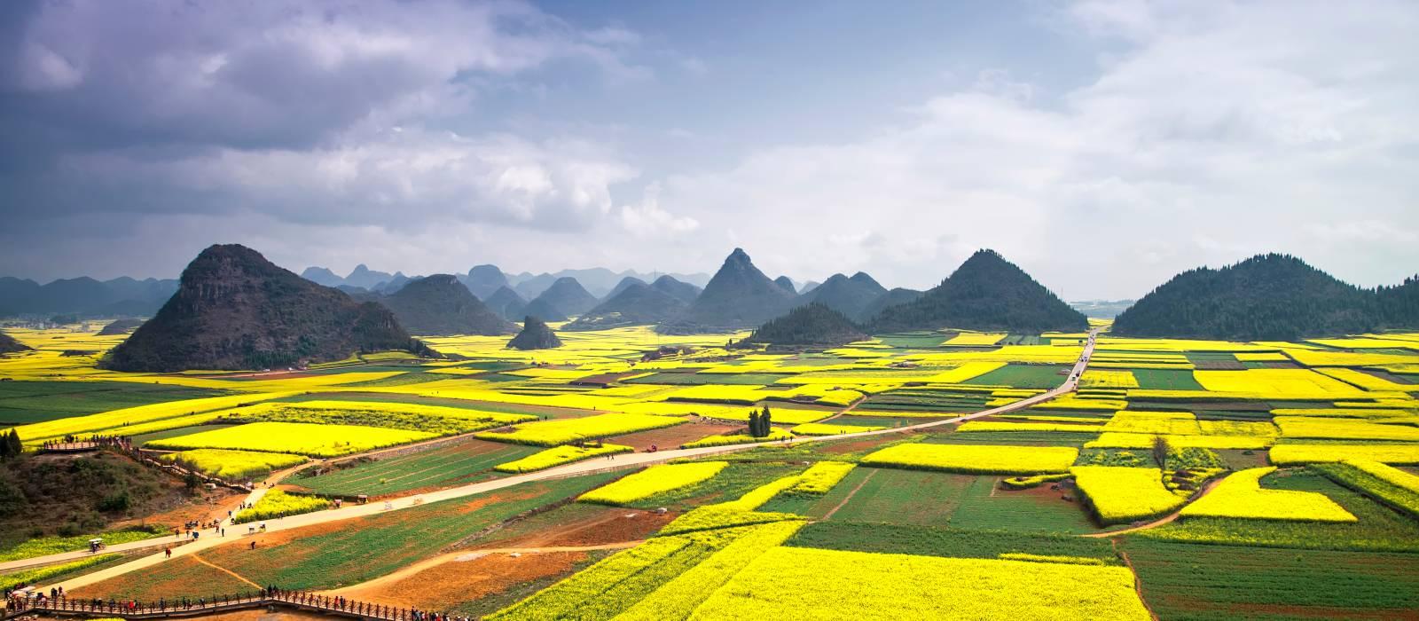 China – von Kaiserstädten und legendären Landschaften Urlaub 1
