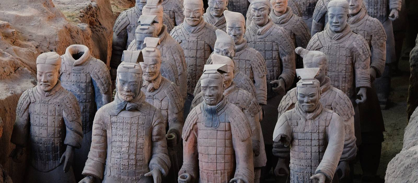 China, ganz klassisch Urlaub 1