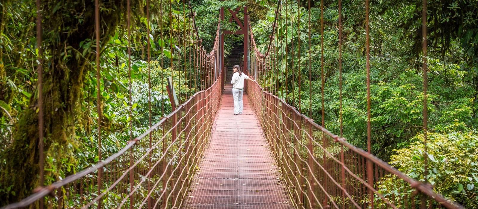 Costa Rica und Panama – Wanderungen, wilde Tiere und Wunder der Natur Urlaub 1