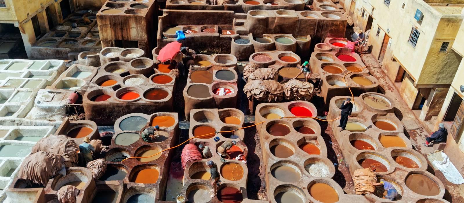 Marokko für Einsteiger – magische Medinas und Beni Mellal Urlaub 1